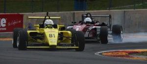 kaylen frederick   pilot one racing   racing into the turn