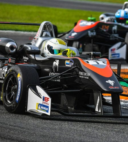 2018 Euroformula Open F3 Championship Races in Monza, Italy