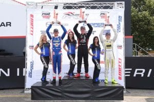 kaylen frederick | pilot one racing | 3rd place trophy