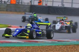 kaylen frederick | pilot one racing | racing race car