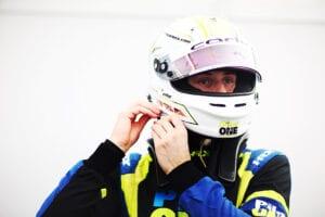 kaylen frederick | pilot one racing | buckle helmet