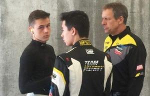 kaylen frederick | pilot one racing | driver and team with kaylen