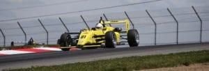 kaylen frederick   pilot one racing   race car