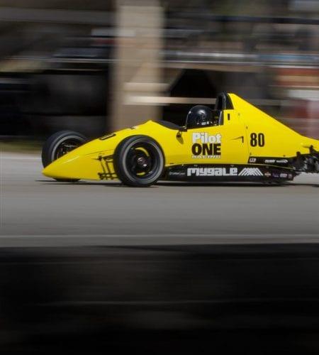 USF 2000 Test/Sebring