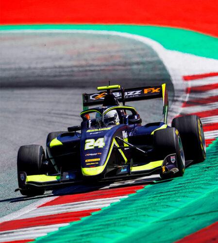 Red Bull Ring: FIA F3 Races 7/8/9
