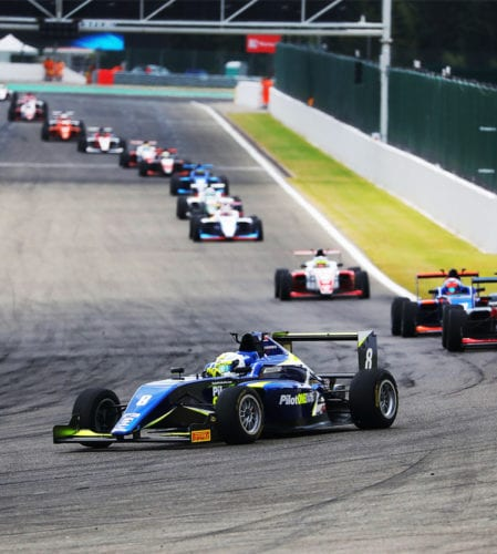 BRDC F3 Spa: Kaylen Frederick Flies to Victory at Spa!!