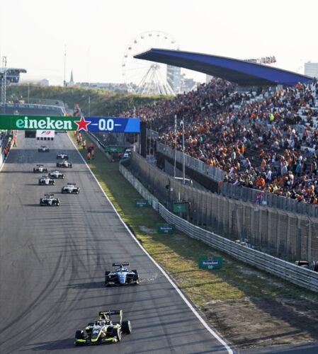 Zandvoort | Netherlands: FIA F3 Races 16/17/18