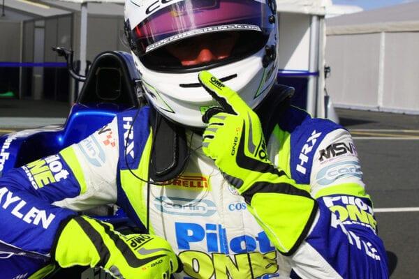 kaylen frederick | pilot one racing | number 1