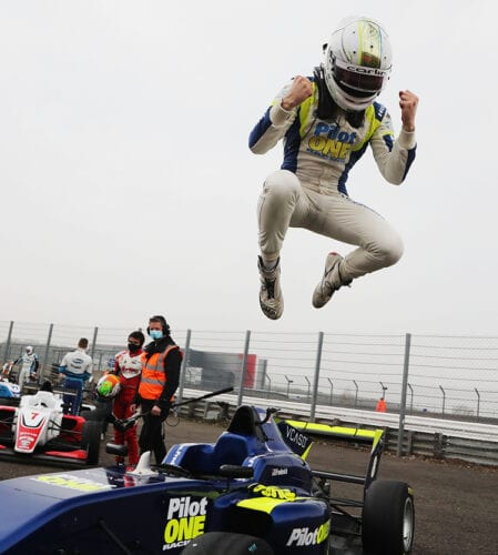 Silverstone Circuit: Double Poles, Double Wins, & 2020 BRDC F3 Champion!!!