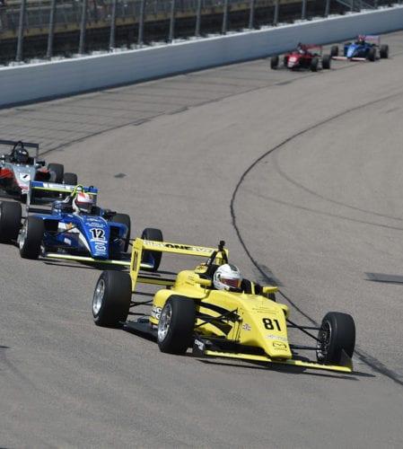 Iowa Speedway Race