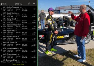 kaylen frederick   pilot one racing   results